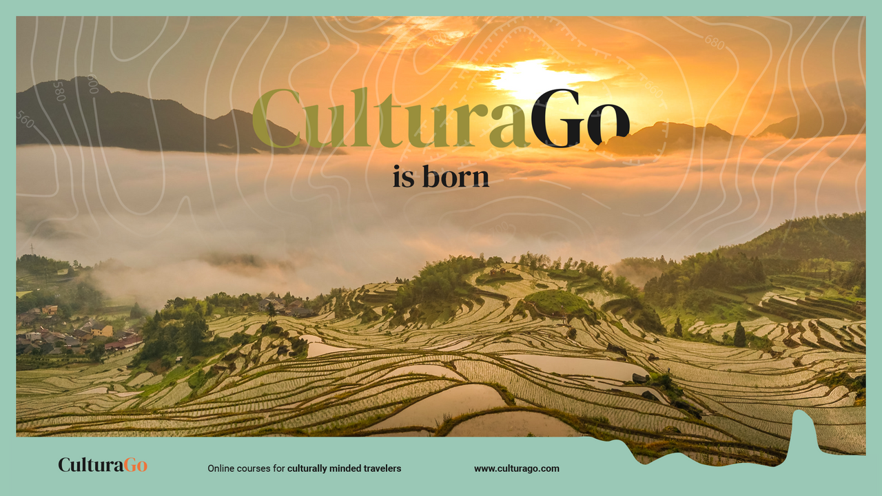 CulturaGo is born