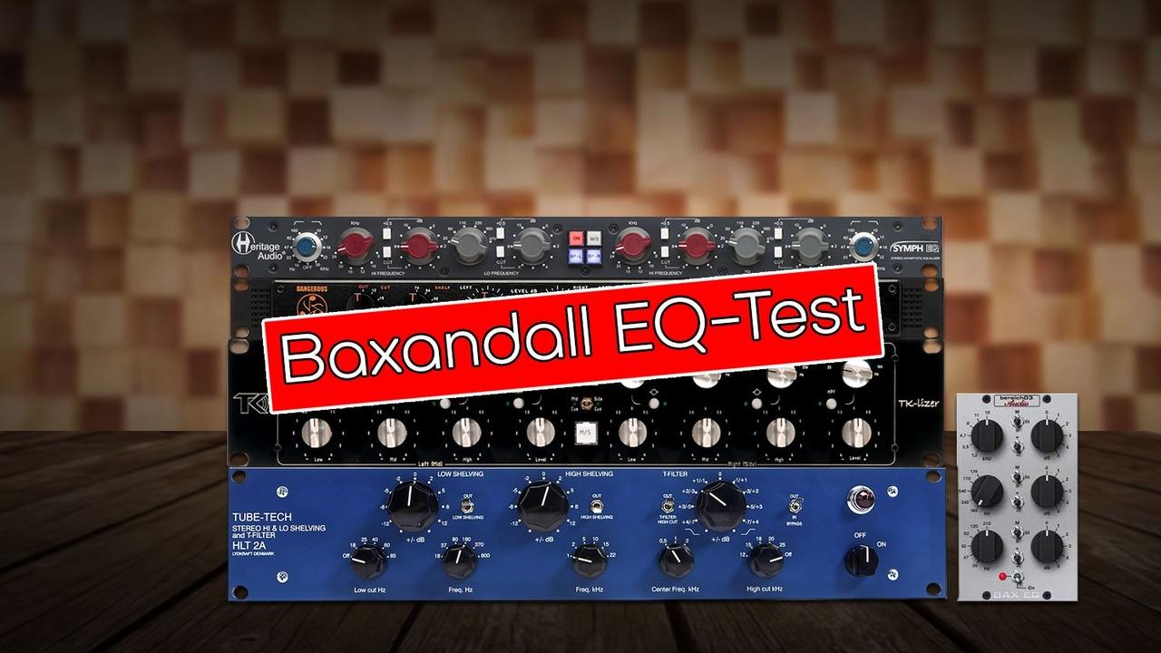 Ist der Baxandall Equalizer ein zweitklassiger EQ?