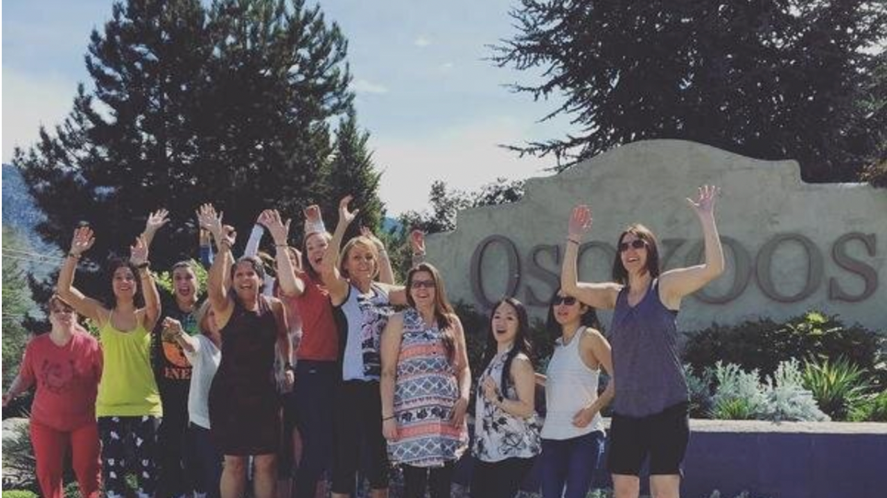Yoga and Wine Retreat in Osoyoos