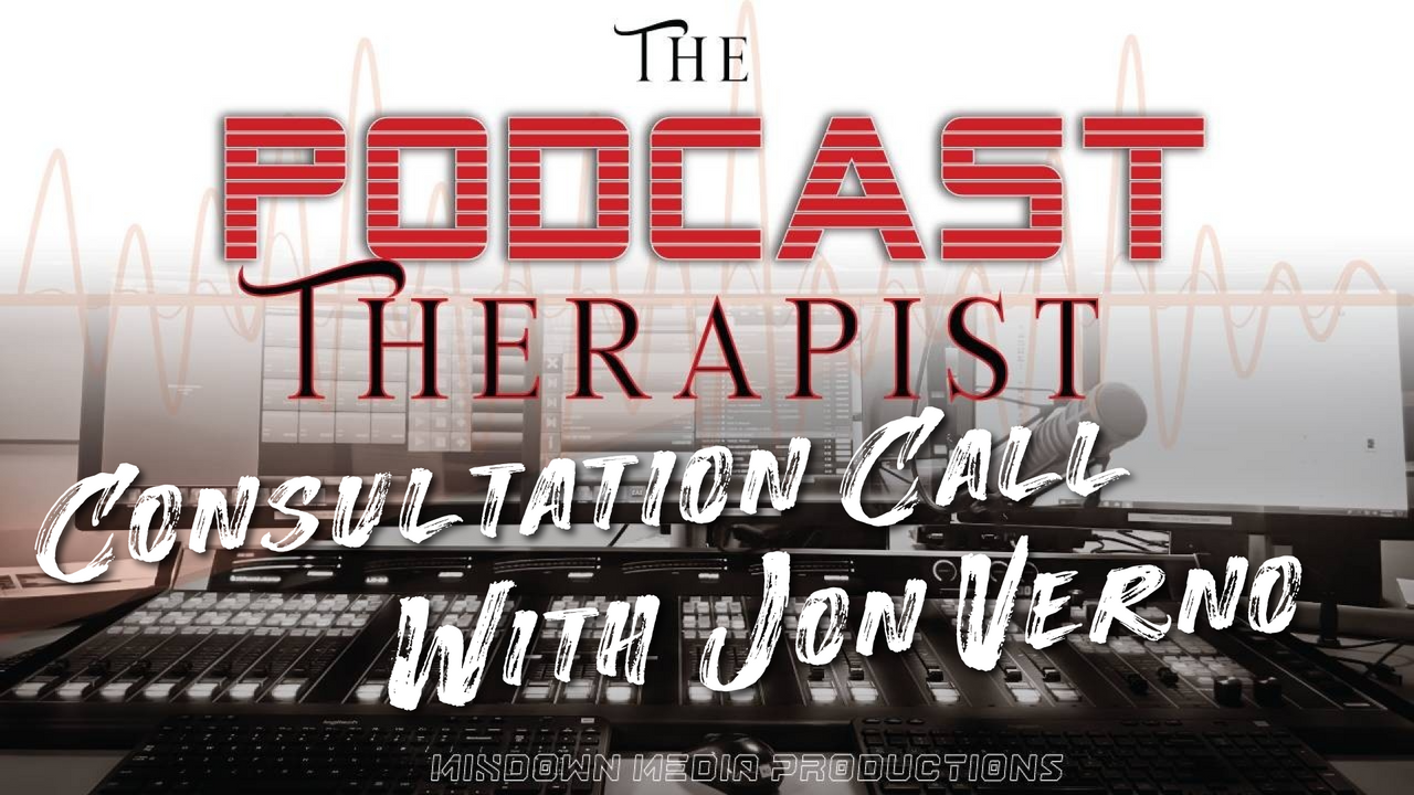 This Consultation Call Fundamentally Changed One Podcaster's Way At How He Looks At Podcast and Website