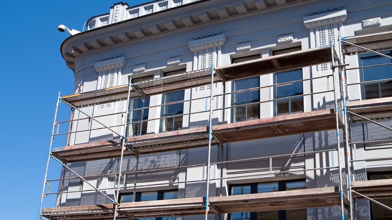 Scaffolding on Property
