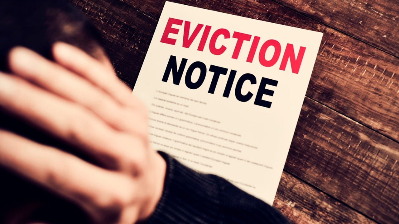 Get your rent paid in advance and avoid the eviction notice