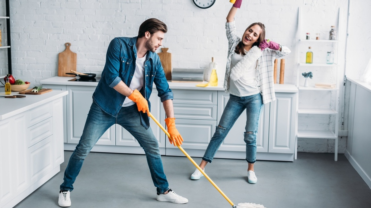 Keeping A HMO Clean