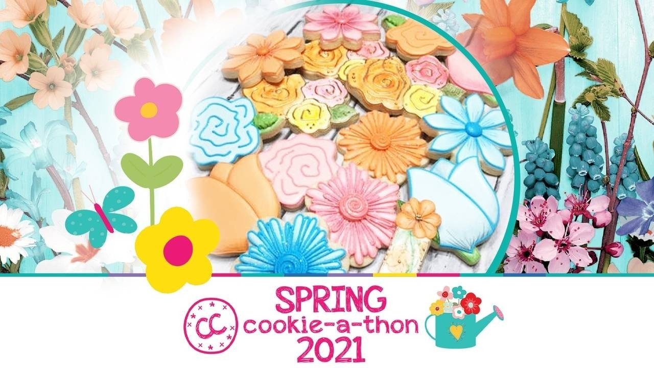 Spring Cookie-A-Thon 2021 information