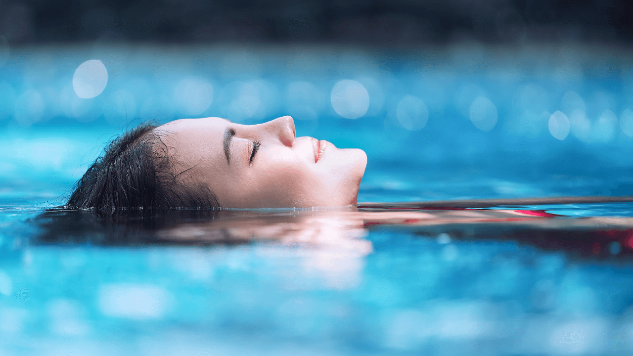 Swimming great for brain health