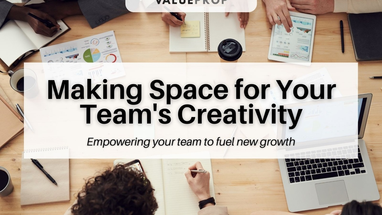 Ways leaders can help their staff be more creative