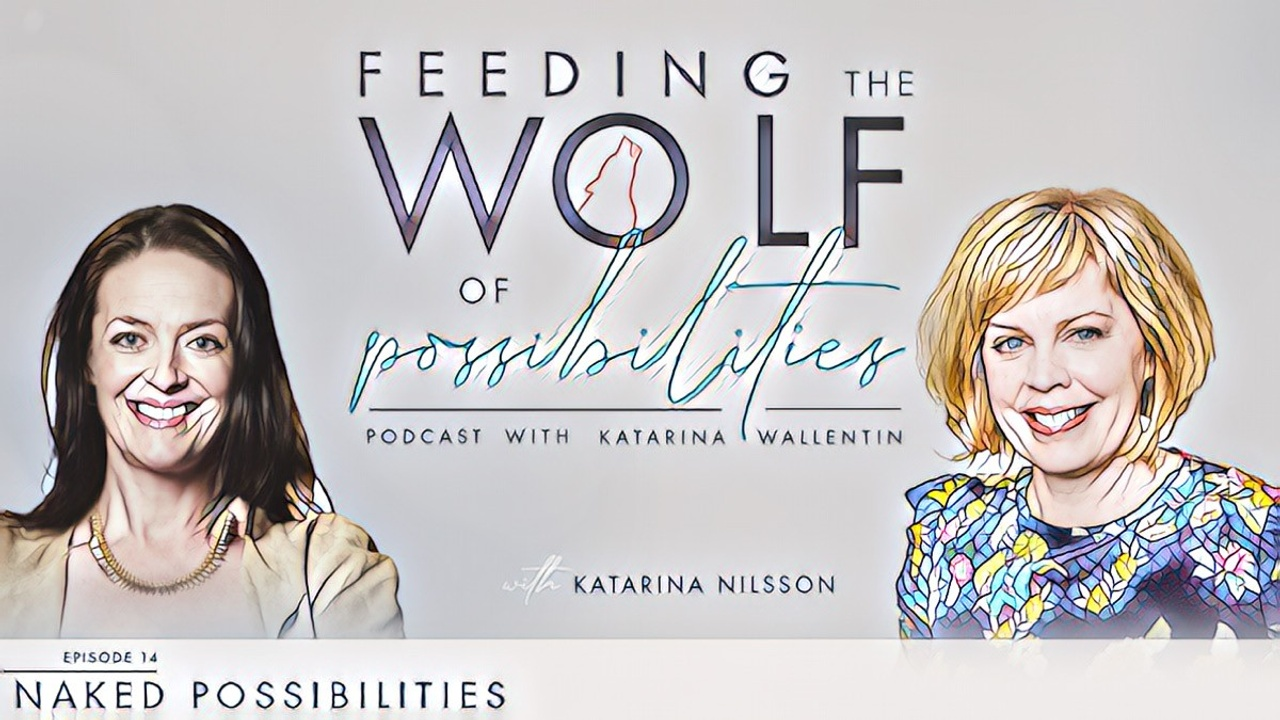 Naked Possibilities on the Wolf of Possibilities Podcast