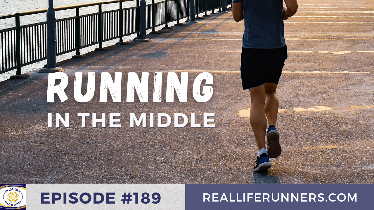 Running in the Middle