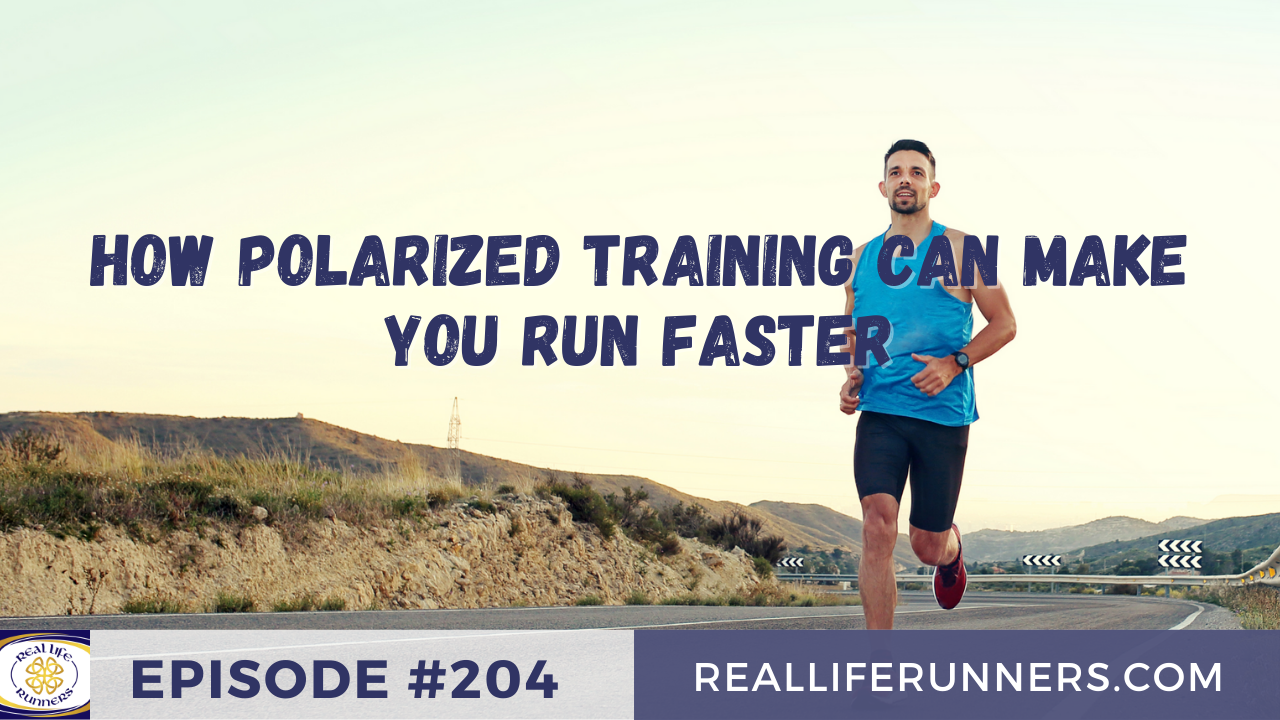 How polarized training can make you run faster