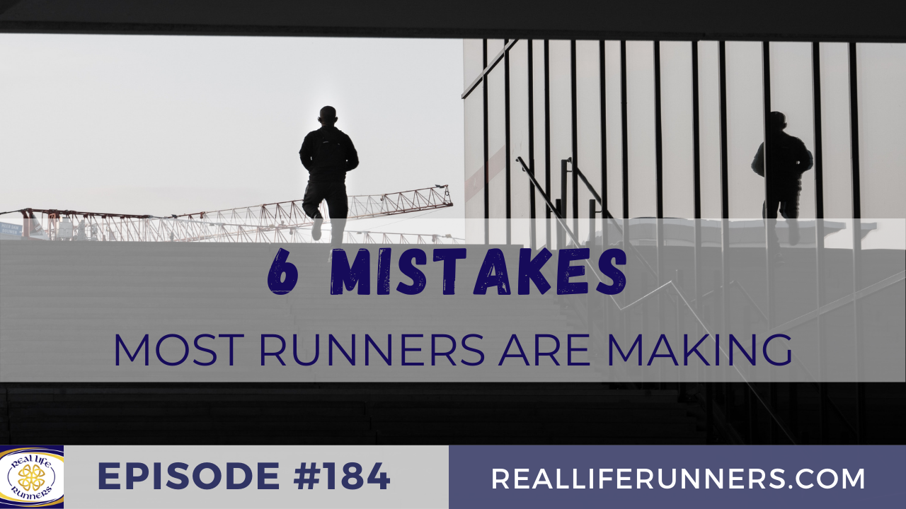 6 Mistakes Most Runners Are Making