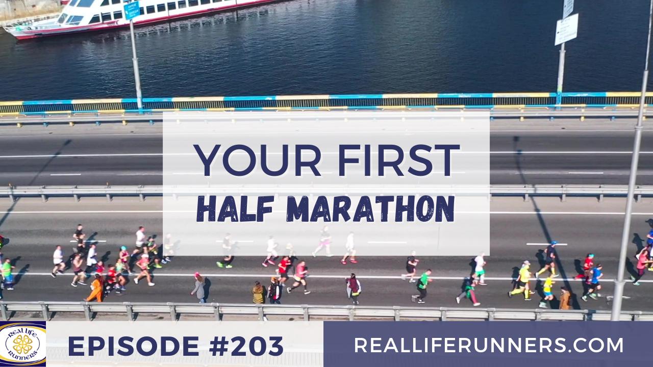 Your First Half Marathon