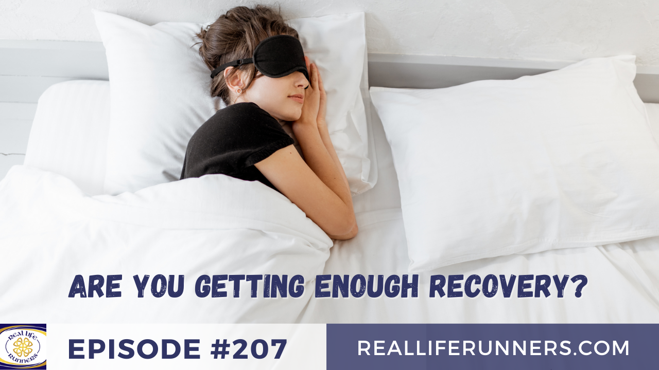Are You Getting Enough Recovery?