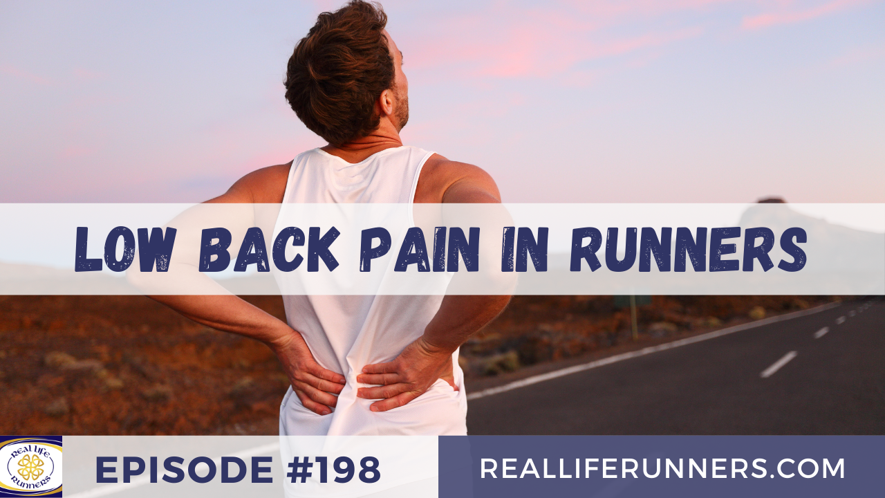 Low Back Pain in Runners