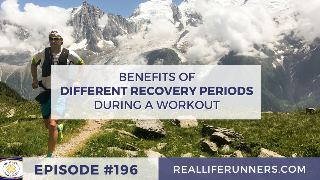 Benefits of Different Recovery Periods During a Workout