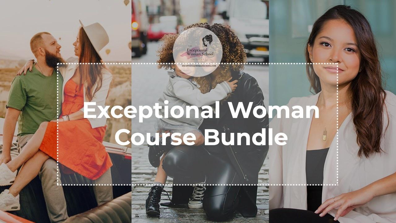 Exceptional Woman Course Bundle