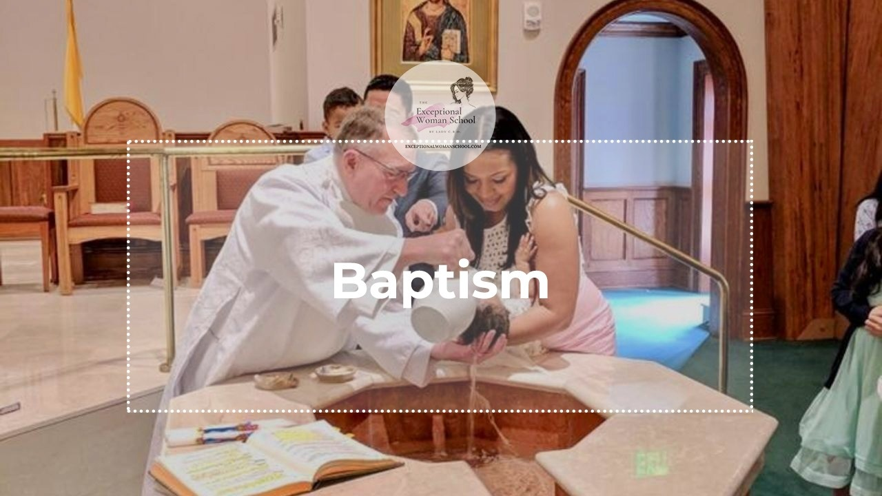 It's Baptism Weekend! Welcome to the Catholic World!