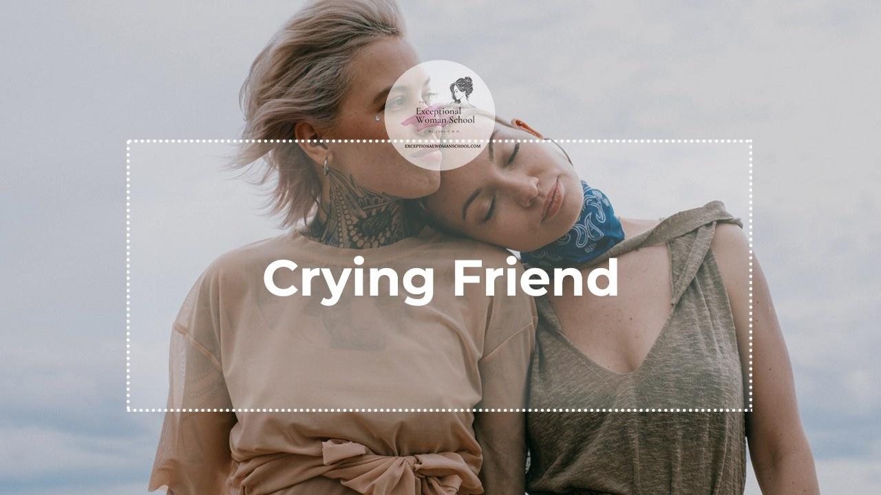 The Importance of Checking On Your Friend: A Touching Story