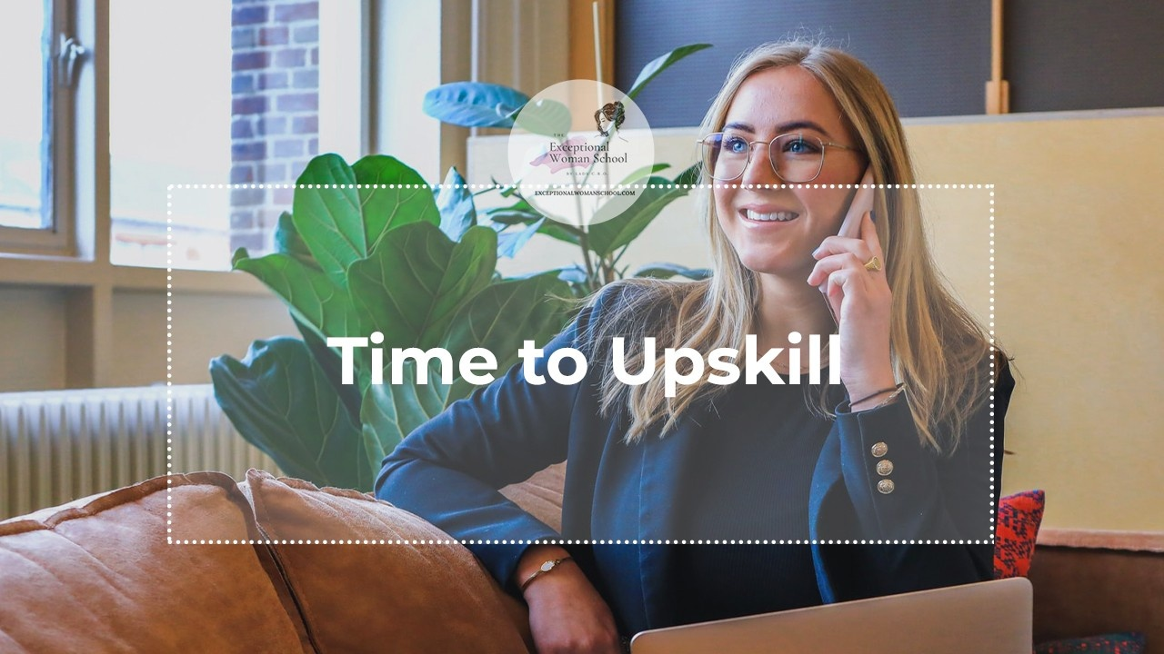 It's Time To Upskill. Join the Career Alchemy Program