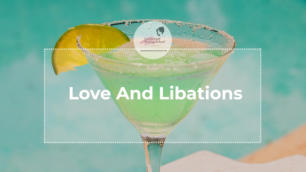 Join Me in Love And Libations Vision Board Party