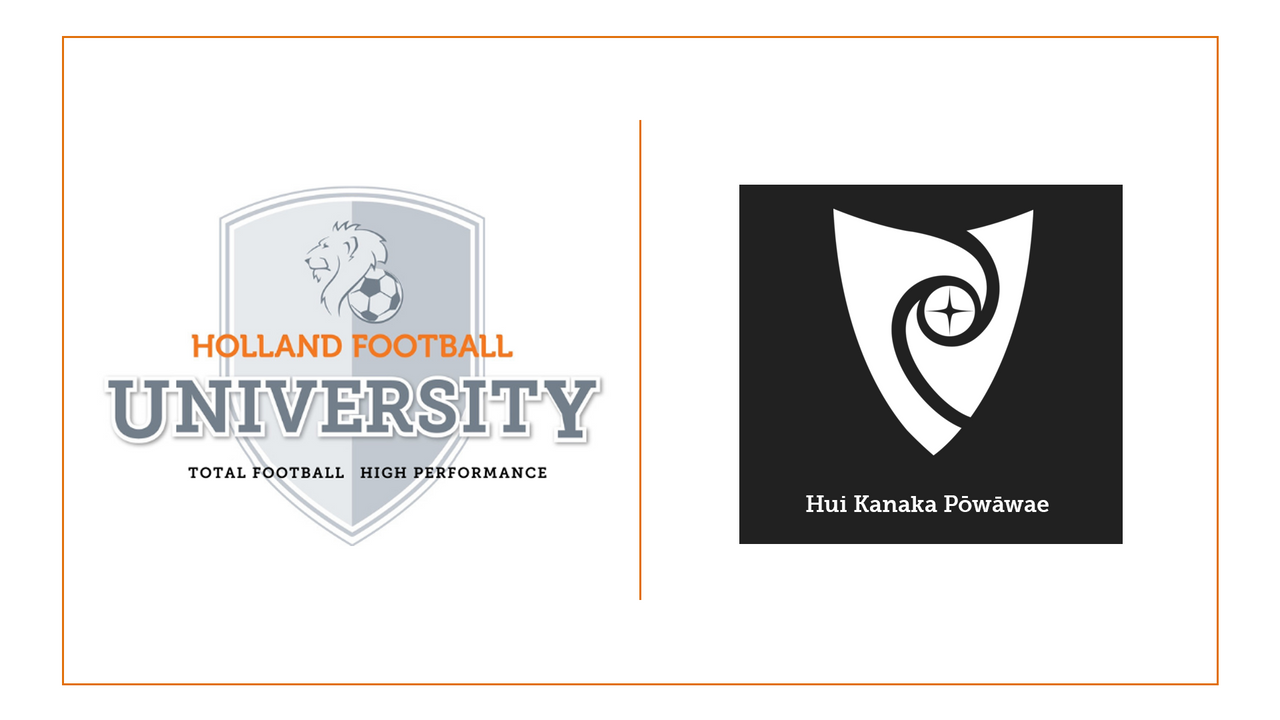 HOLLAND FOOTBALL UNIVERSITY SIGNS 3-YEAR PARTNERSHIP WITH HUI KANAKA PŌWĀWAE (HAWAIIAN FOOTBALL ASSOCIATION)