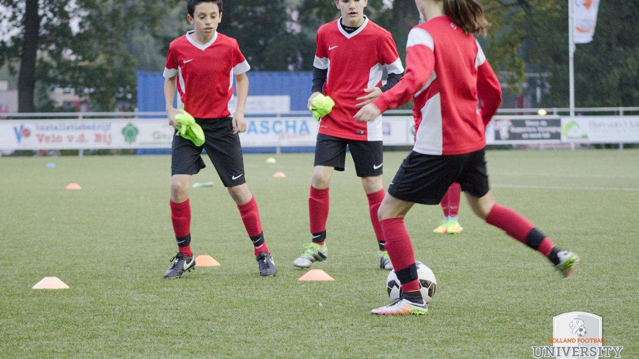 football training camps the Netherlands. coach courses holland