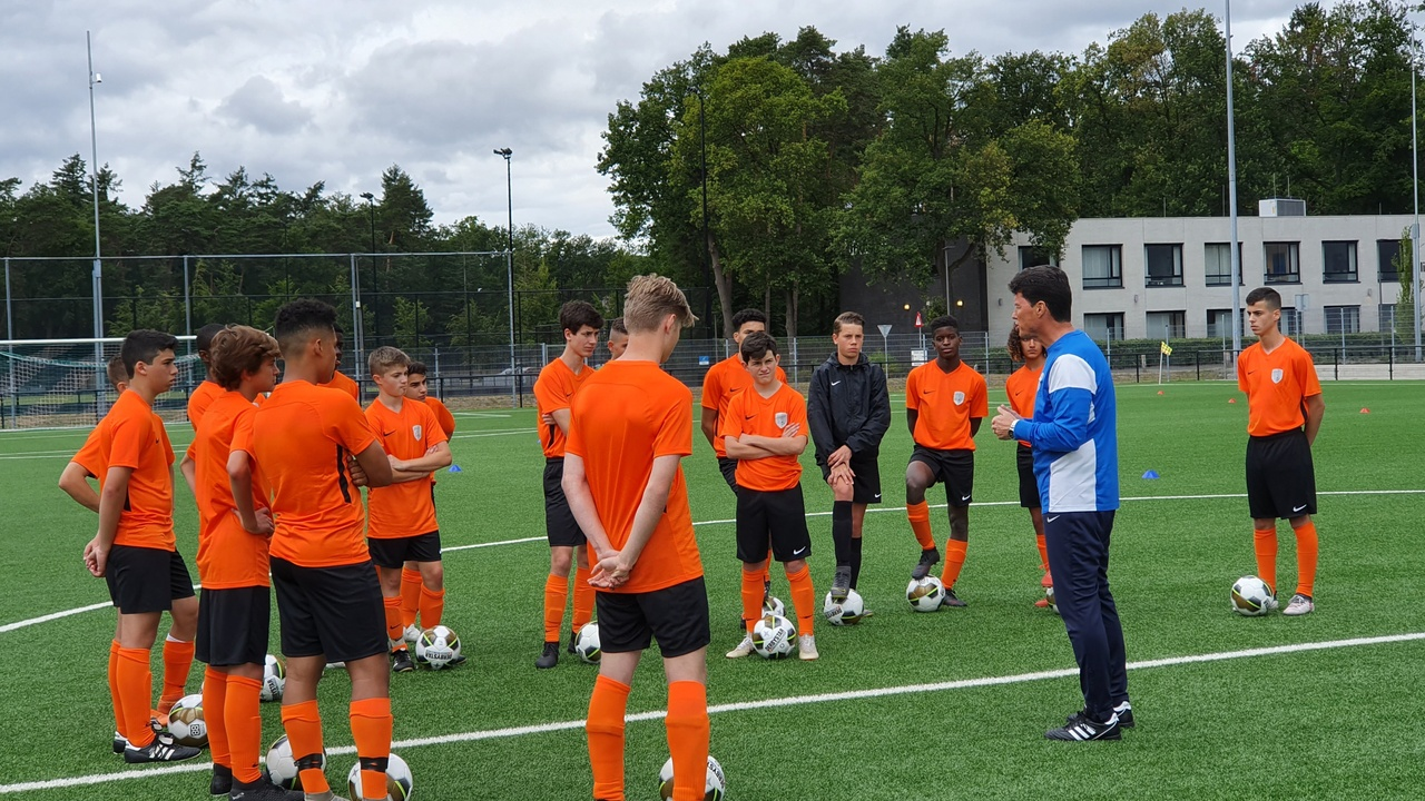 International Team Programs in The Netherlands for Football Camps