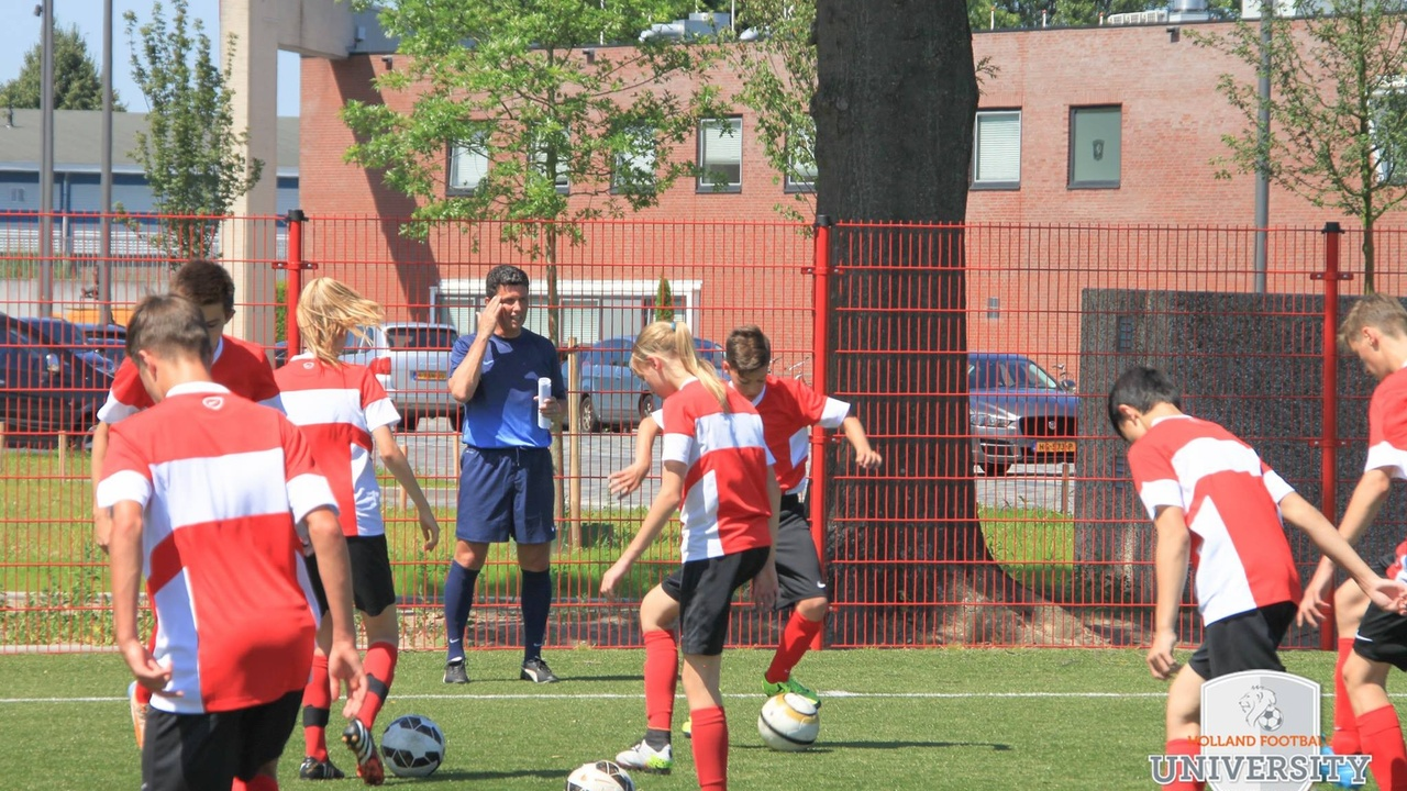 holland university canada. soccer academy in netherlands