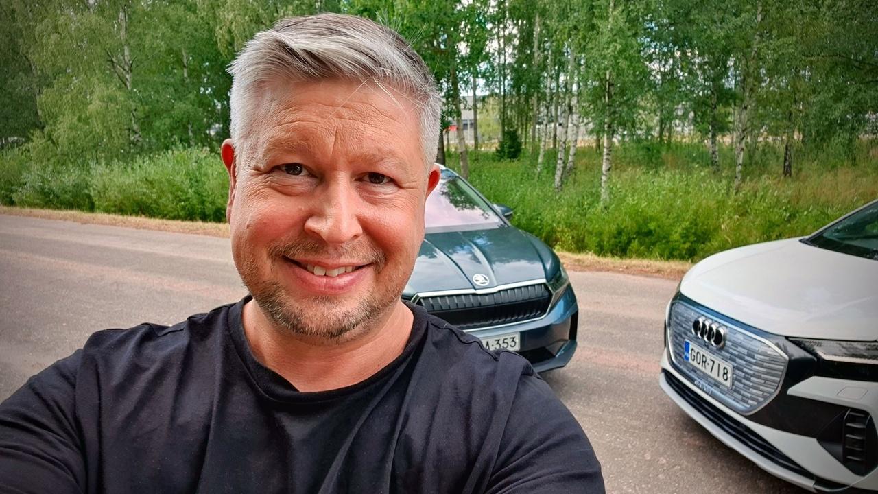 Antti Liinpää, autotoimittaja