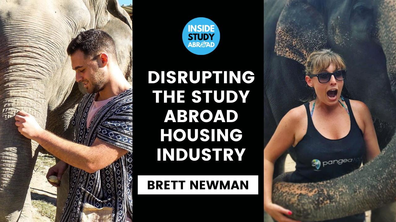 Study Abroad Housing - Brett Newman - Inside Study Abroad