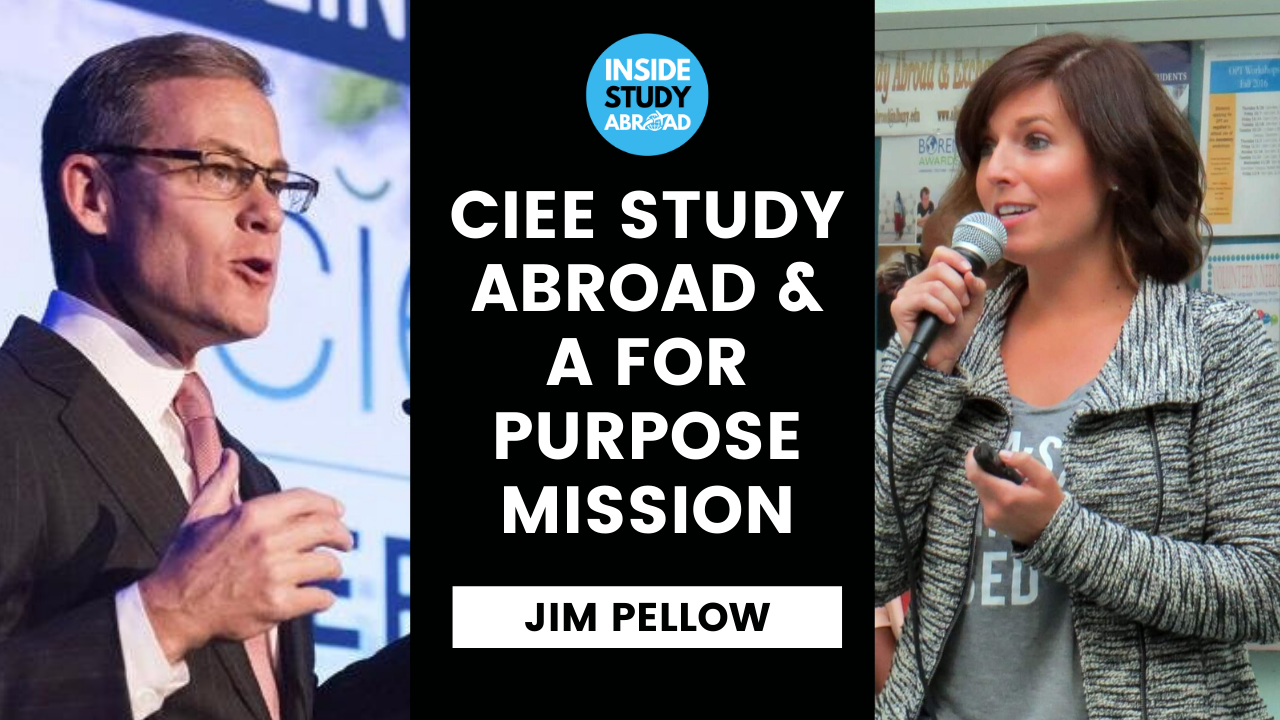 CIEE Study Abroad - Jim Pellow - Inside Study Abroad