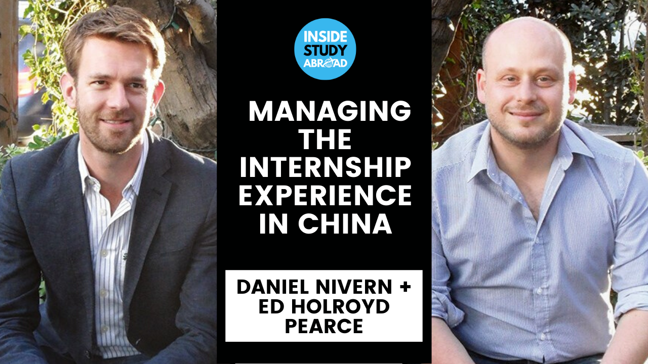 Study Abroad Consumerism, Internships in China - Daniel Nivern - Edward Holroyd Pearce - Inside Study Abroad