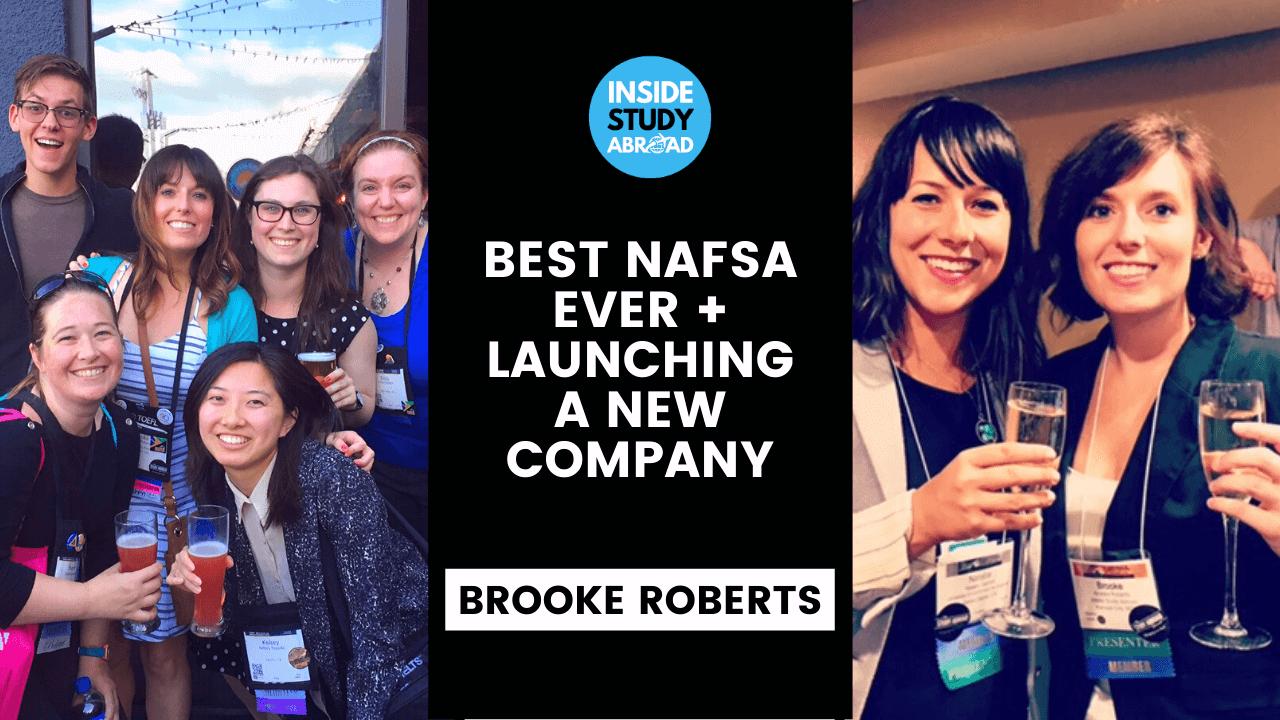 NAFSA, Study Abroad Journal - Brooke Roberts - Inside Study Abroad