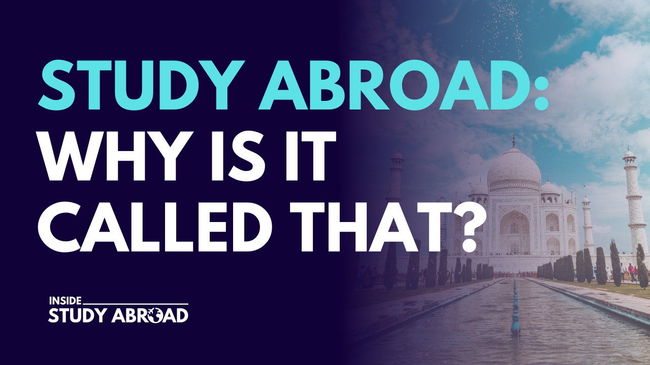 Name of Study Abroad Industry - Inside Study Abroad