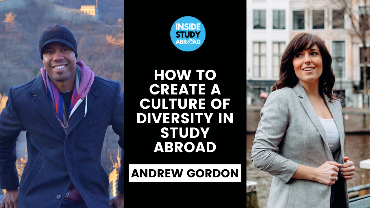 Culture of Diversity - Andrew Gordon - Inside Study Abroad