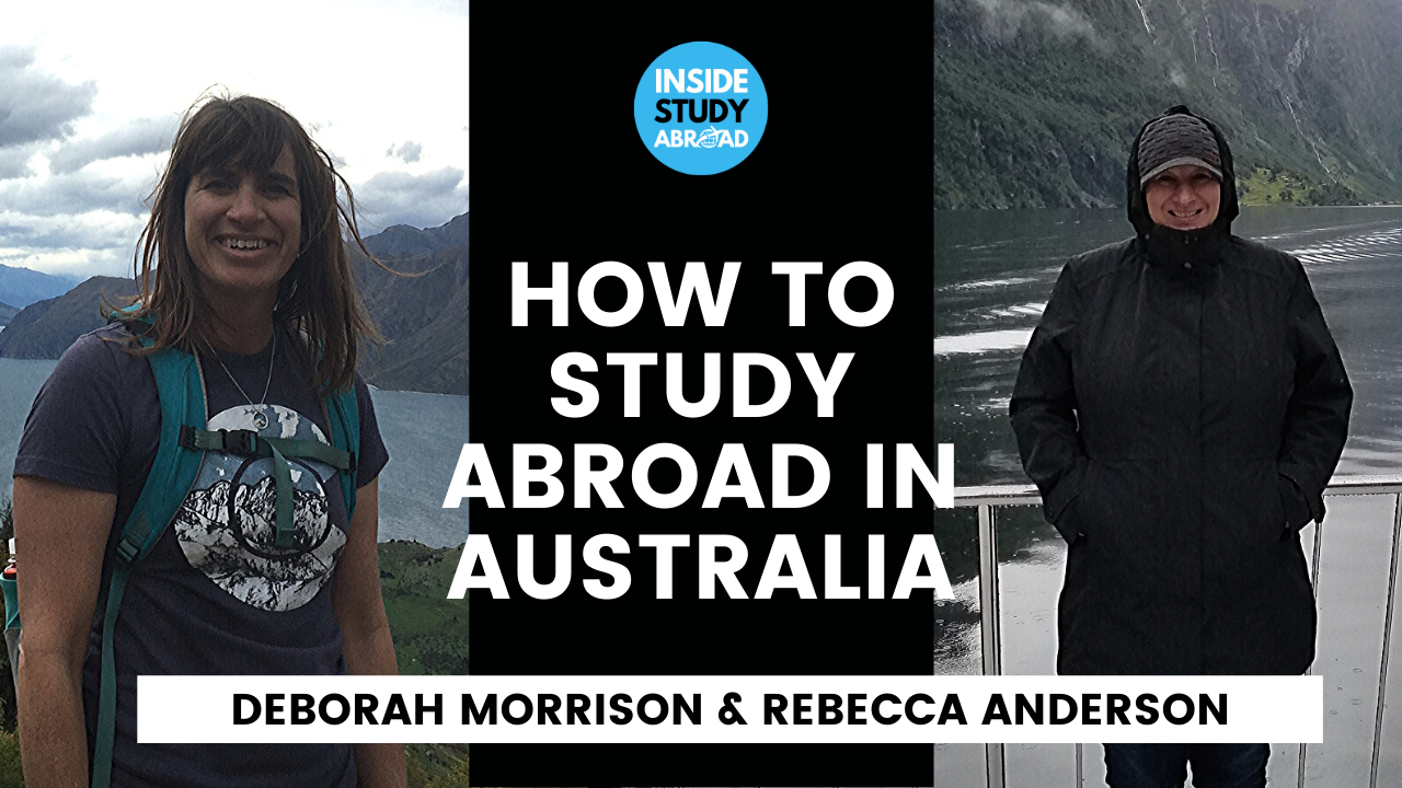Weakness, Study Abroad in Australia - Deborah Morrison, Rebecca Anderson - Inside Study Abroad