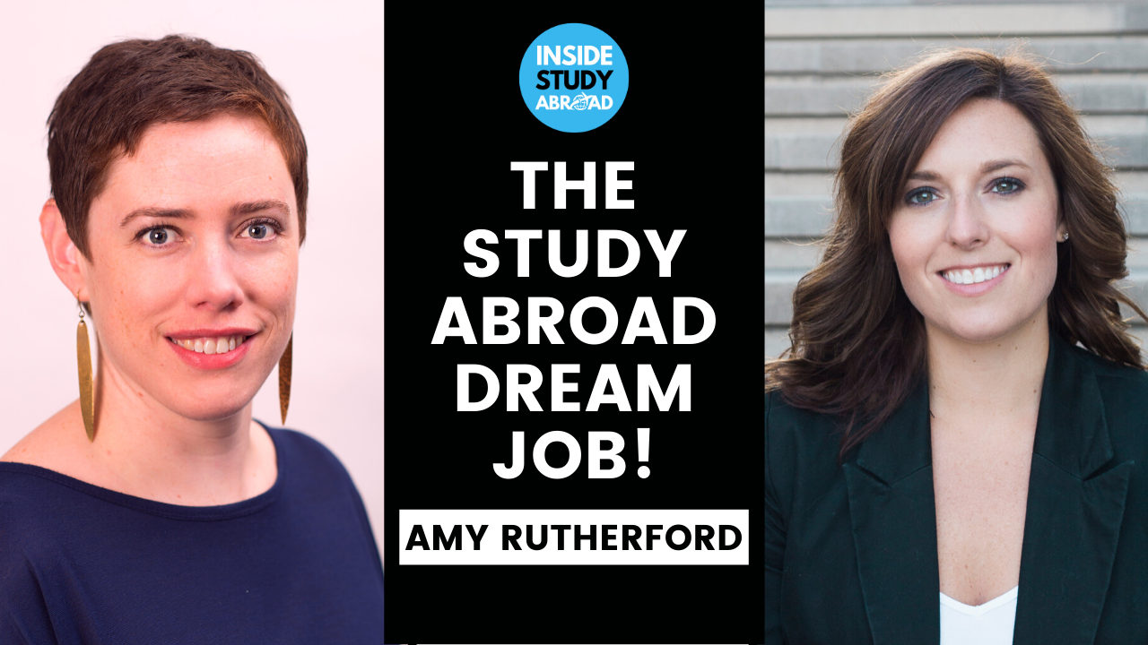 Study Abroad Jobs - Amy Rutherford - Inside Study Abroad