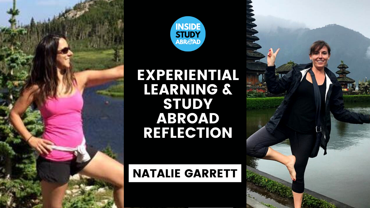 Product Business, Experiential Learning - Natalie Garrett - Inside Study Abroad