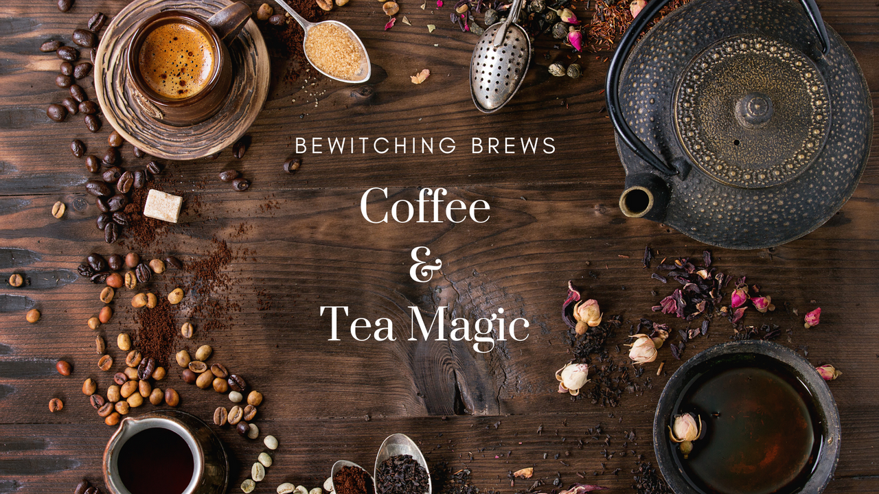 Coffee and Tea Magic