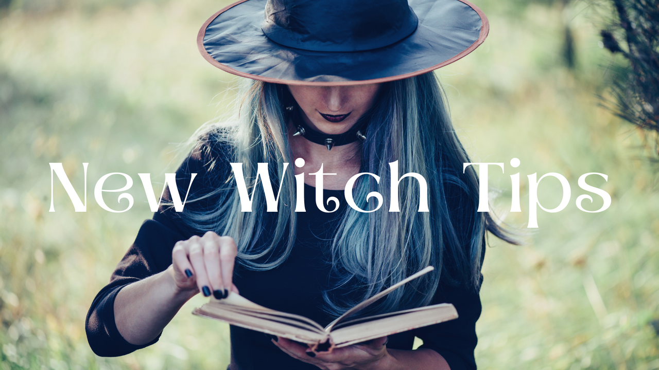 New Witch Tips