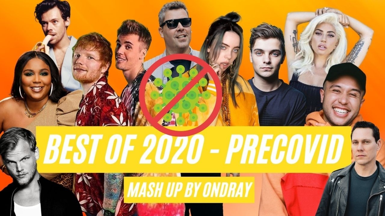 Best Of 2020 Mashup - 10 Songs in 3 Minutes