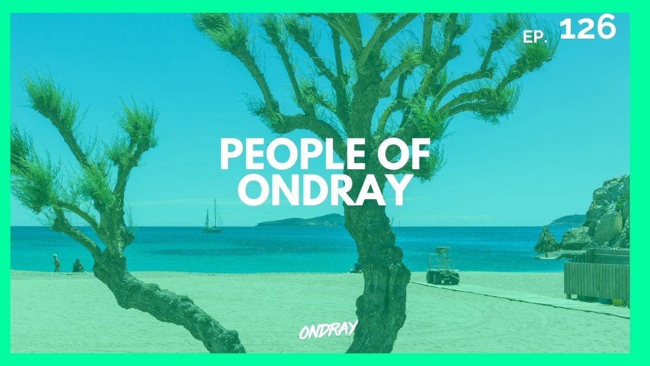 PEOPLE OF ONDRAY 126