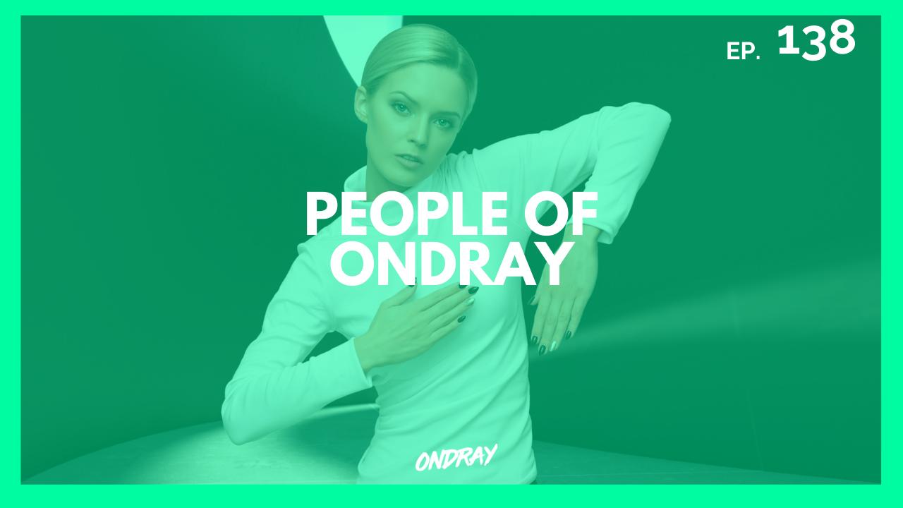 PEOPLE OF ONDRAY 138