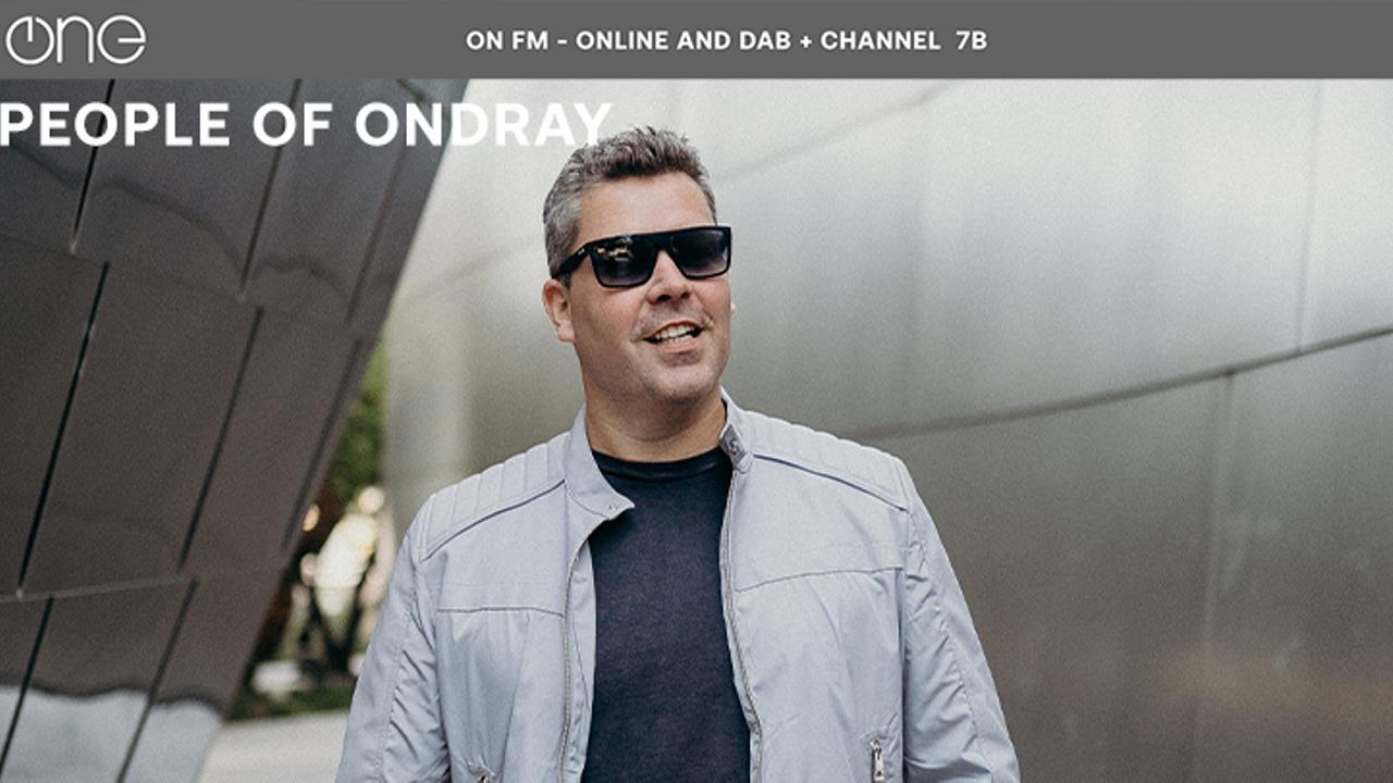ONDRAY IS RESIDENT DJ AT THE ONE IBIZA