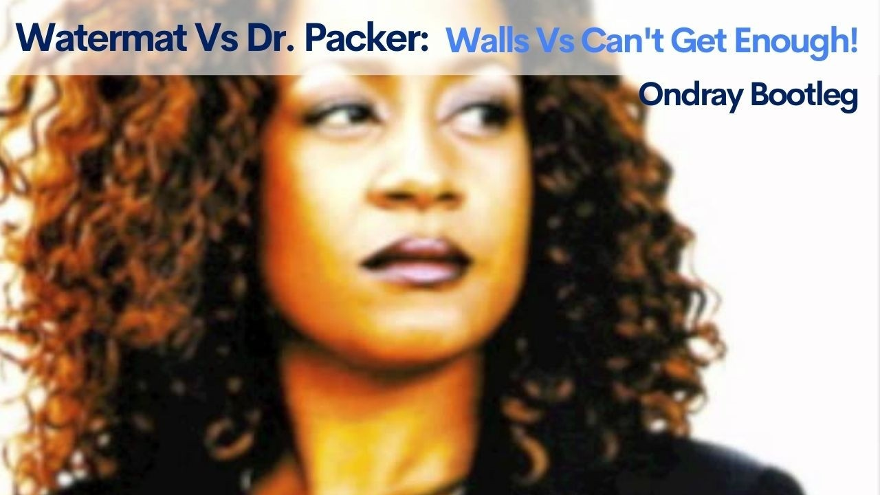 Watermät Vs Dr. Packer - Walls Vs Can't Get Enough! (Ondray Bootleg)