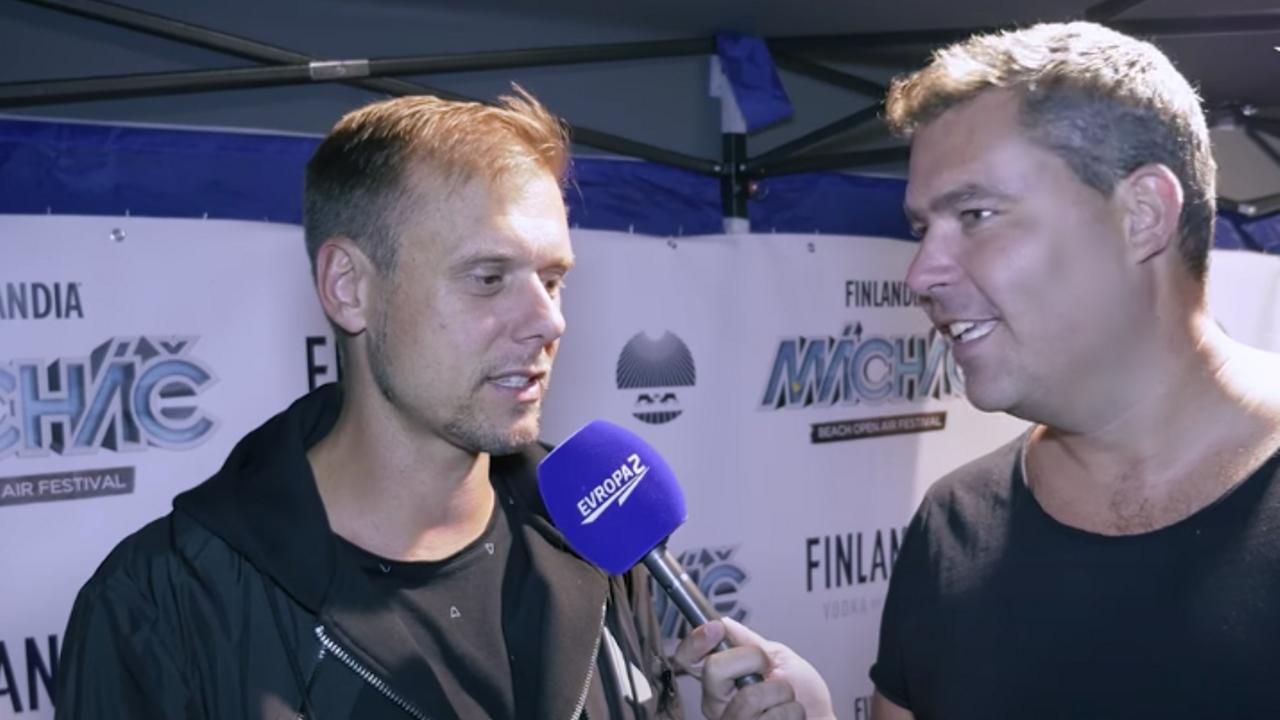 Armin van Buuren, interview, Ondray