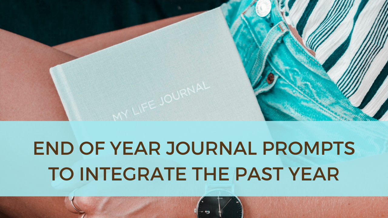 End of Year Journal Prompts
