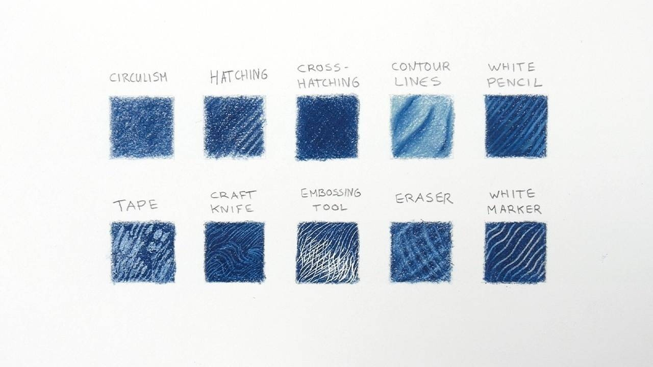 Coloring Techniques