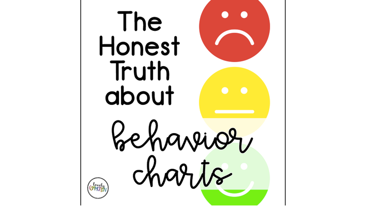 The Honest Truth about Behavior Charts