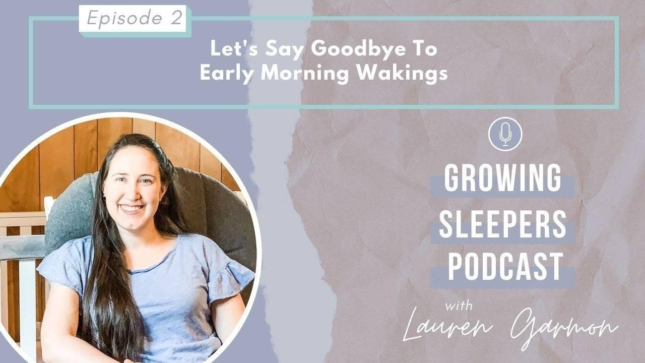 baby sleep podcast cover