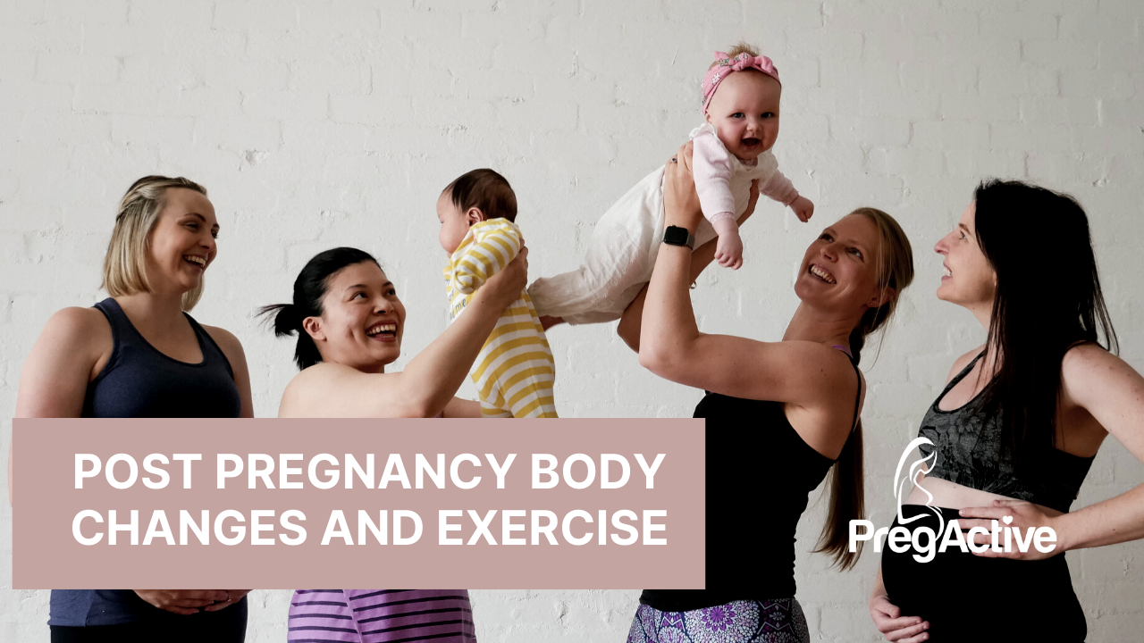 7 Post Pregnancy Body Changes Impacting Your Ability To Exercise
